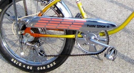 http://commons.wikimedia.org/wiki/File:Bike_chain_guard_full.JPG