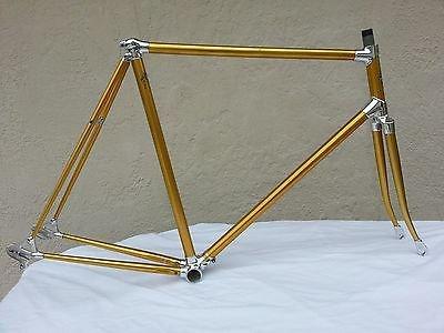 classic Italian lugged frame